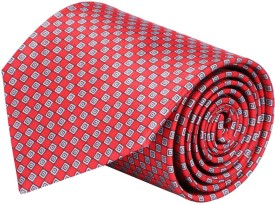 CorpWed Simple Charm Embroidered Men's Tie