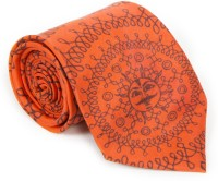 Mad(e) In India Printed Men's Tie - TIEDYAH9NCZMRJY3