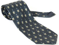 Mad(e) In India Printed Men's Tie - TIEDYAH98A9HWNAN