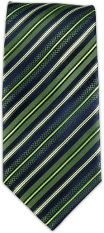 The Tie Hub Tunnel Striped Striped Men's Tie