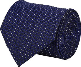 CorpWed Rich Make Embroidered Men's Tie