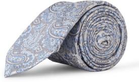 Louis Philippe Geometric Print Tie - TIEEE8A8GHQGUQZA