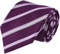 Louis Philippe Striped Men's Tie - TIEDV9YUHFMSGY2P