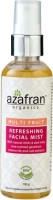 Azafran Organics Multi Fruit Refreshing Facial Mist (100 Ml)