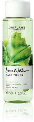 Oriflame Toners Oriflame Love Nature Face Toner Aloe Vera