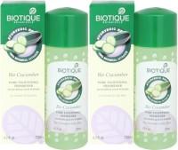 Biotique Cucumber Pore Tightening Face Freshener (Pack Of 2) (120 Ml)
