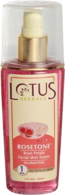 Lotus Herbals Toners Lotus Herbals Rosetone Rose Petals Facial Skin Toner