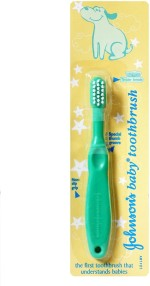 Johnsons Baby Baby Toothbrushes Johnsons Baby Toothbrush