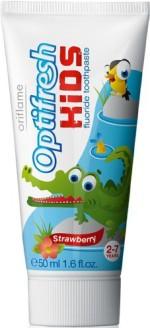 Oriflame Sweden Toothpastes Oriflame Sweden Optifresh Kids Fluoride Strawberry Toothpaste