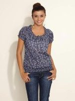 Esprit Casual Short Sleeve Women's Top