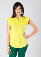 Mossimo Casual Sleeveless Solid Women's Top