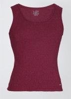 Jockey Sleeveless Solid Women's Top