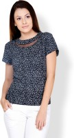 Pera Doce Party Short Sleeve Printed Women's Top