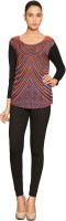 Label Ritu Kumar Casual Full Sleeve Printed Women's Top