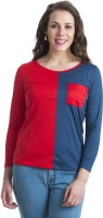 @499 Casual, Formal, Party Full Sleeve Solid Women's Top