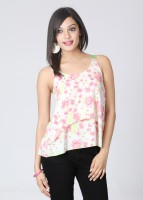 The Vanca Casual Printed Women's Top