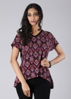 AND Casual Printed Women's Top