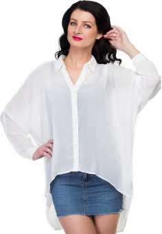 Uvi Style Casual Full Sleeve Solid Women's Top