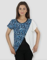 Martini Casual Printed Women's Top