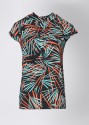 Mossimo Casual Short Sleeve Printed Women's Top