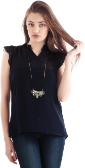 20D Casual Short Sleeve Solid Women Top