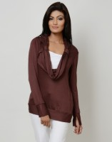 Martini Casual Full Sleeve Solid Women's Top