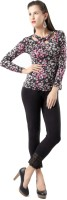 Glam & Luxe Casual Full Sleeve Printed Women's Top