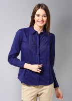The Vanca Casual Full Sleeve Women's Top