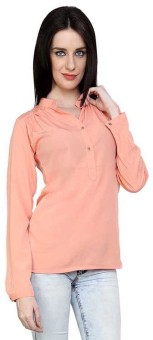 StyleToss Casual Full Sleeve Solid Women Top