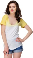 Yepme Casual Short Sleeve Solid Women's Top - TOPDW8FMBWYCSEGH