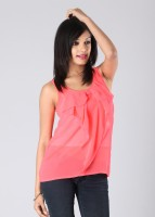 Only Casual Sleeveless Solid Women's Top