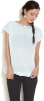 Wills Lifestyle Casual Full Sleeve Women's Top
