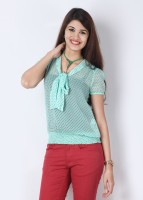 Only Casual Short Sleeve Printed Women's Top