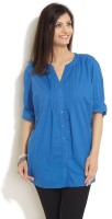 Styletoss Casual Short Sleeve Solid Women's Top