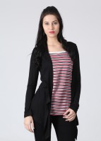 Scullers Casual Full Sleeve Striped Women's Top