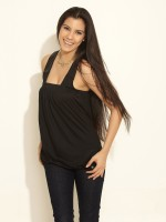 s.Oliver Casual Sleeveless Solid Women's Top