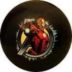 Boing Play Pro Ground Ball Marvel Avengers Girls, Boys Football