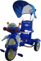 Ez' Playmates Deluxe Robot Blue Tricycle