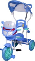 HLX-NMC Kids Mobike Deluxe Blue Tricycle