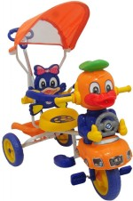 HLX NMC Kids Smart Duck Blue Tricycle