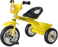 Cosmic Trike Kids Yellow Tricycle