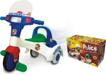 Toyzone Police Cycle Tricycle