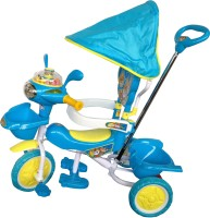 HLX-NMC Fun Bike Kids Cycle Blue Tricycle