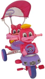 HLX NMC Kids Smart Duck Pink Tricycle