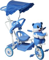 Love Baby 502-Blue Tricycle