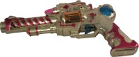 Parteet Laser Gun With Flashing Lights And Sound For Kids (Multicolor)