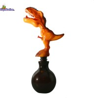 Toyzstation Dinosaur With Bottle Water Gun Pichkari Assorted (Multicolor)
