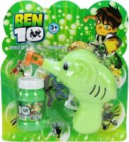 Xpressimp Elephant Bubble Gun (Green)