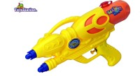 Toyzstation Water Shoot Gun Pichkari With Free Balloons Assorted (Multicolor)