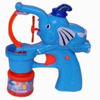 Homeshopeez Elephant Bubble Gun (Multicolor)